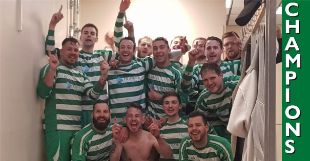 A 7-0 win clinches makes Playford Reserves Champions of RM2B