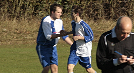 George Godbold Scores Tenth goal for Playford