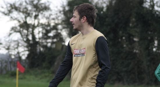 Jack Lord makes his 50th appearance for Playford